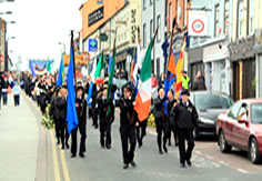 Easter Parade Armagh City